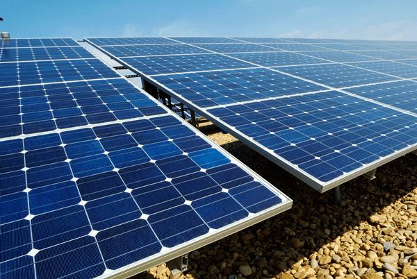 Pin năng lượng mặt trời gồm 6 thành phần chính