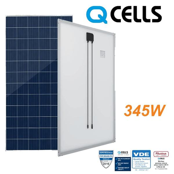 Pin năng lượng mặt trời có nguyên lý hoạt động từ hiệu ứng quang điện