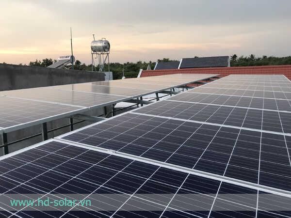 Hệ thống điện mặt trời 8 kW