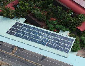 Dự án lắp đặt điện mặt trời tại Bến Tre