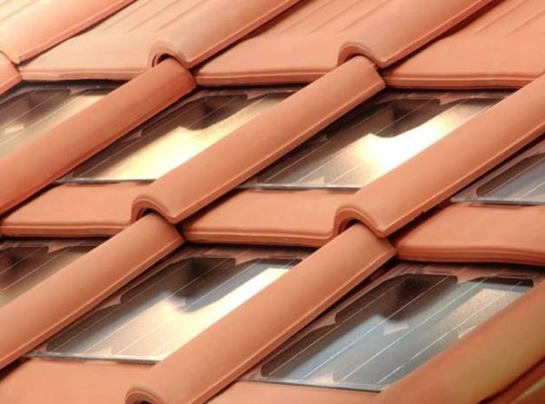 Mái ngói năng lượng mặt trời có thiết kế khéo léo, tinh tế và đẹp mắt