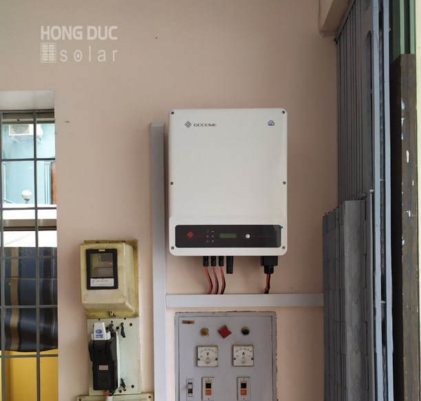 inverter hoa luoi Goodwe 10 kW